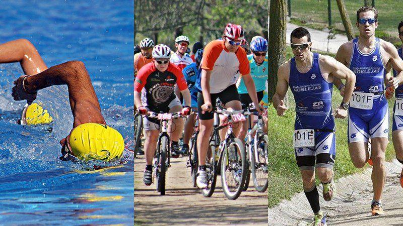 El triatlón, más que un deporte
