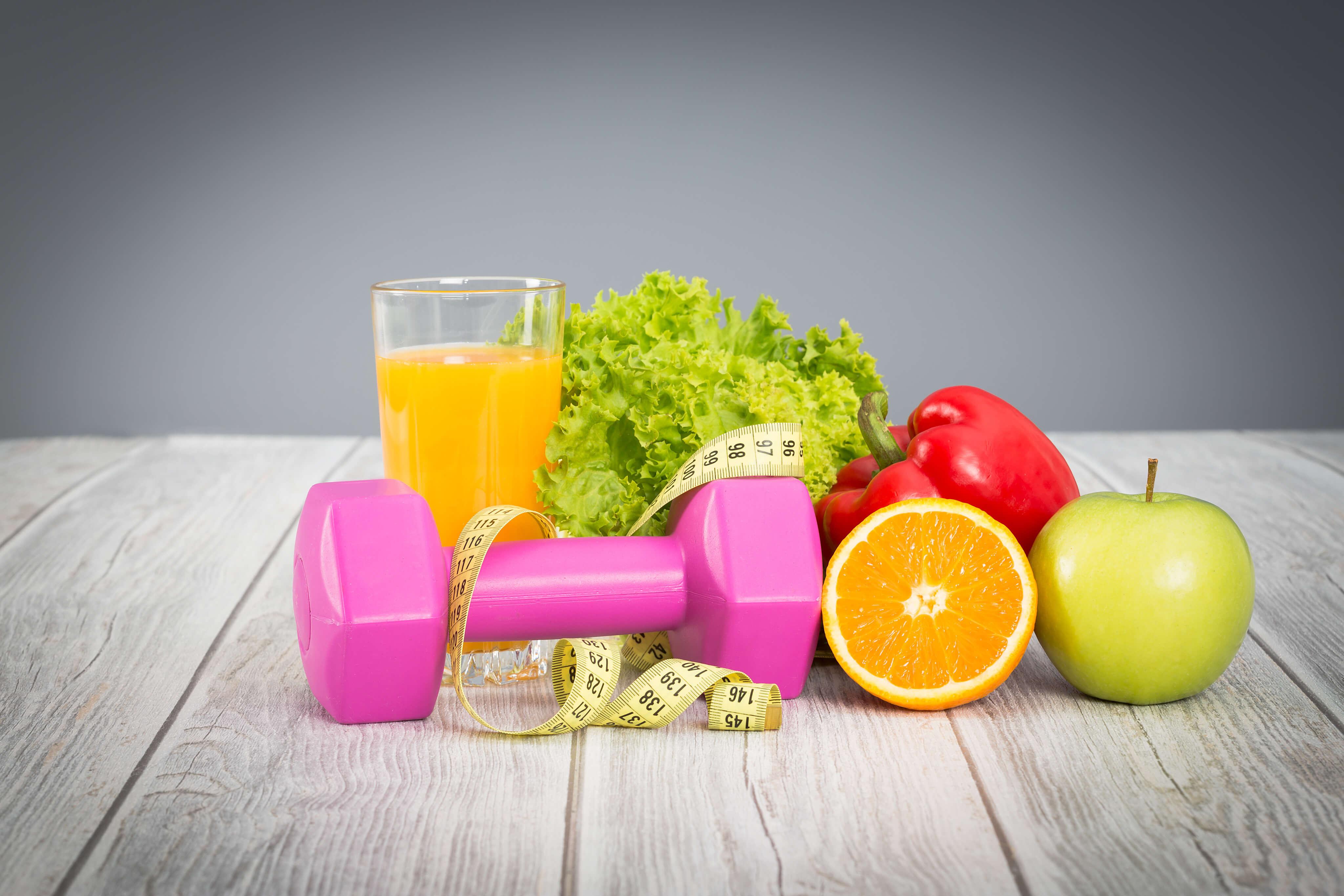 El empeño de comer sano y saludable